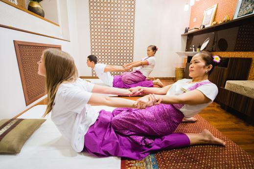 Как выбрать спа массаж